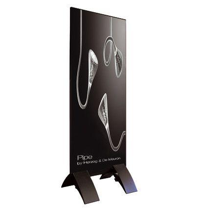Stojanový systém DIGIPRESSTO pro panel š. 100 mm