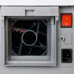 Skartovačka DAHLE CleanTEC 41204 - 40 L - proužek 3,9