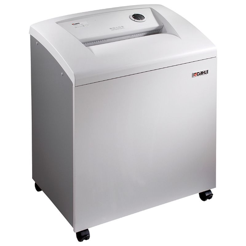 Skartovačka DAHLE CleanTEC 41530 - 140 L - útržek 0,8x12