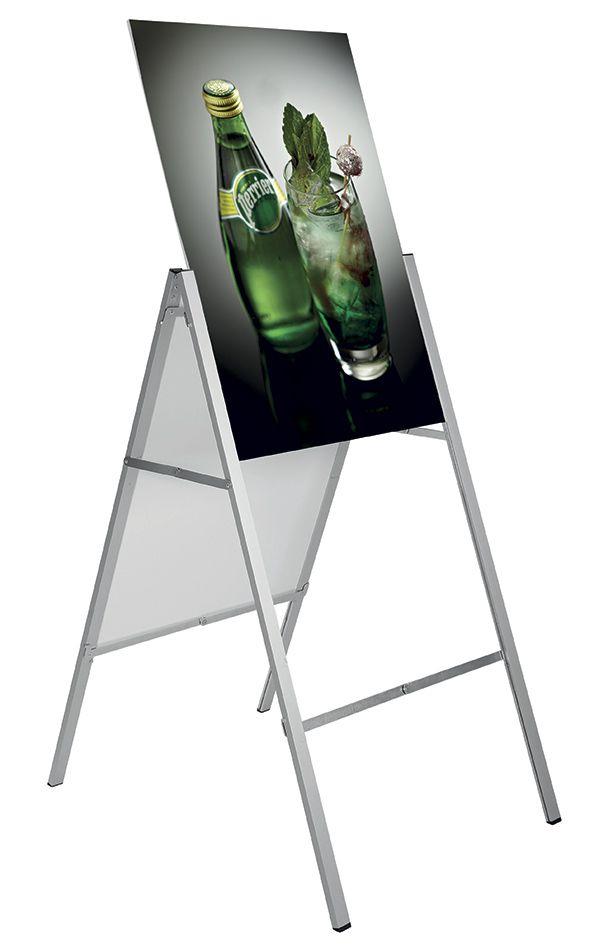 Skládací reklamní stojan Easy Go A Board - B1