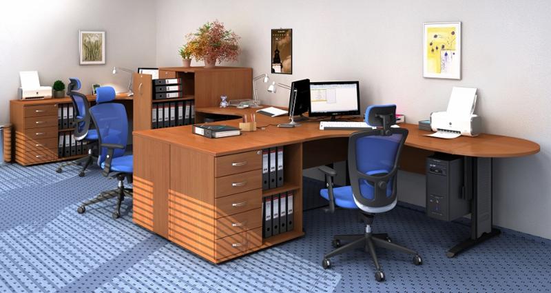 Kancelářský nábytek SELECT